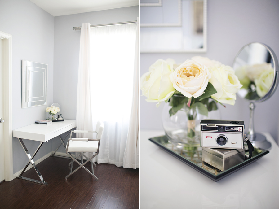 Modern Los Angeles and Orange County Boudoir Studio